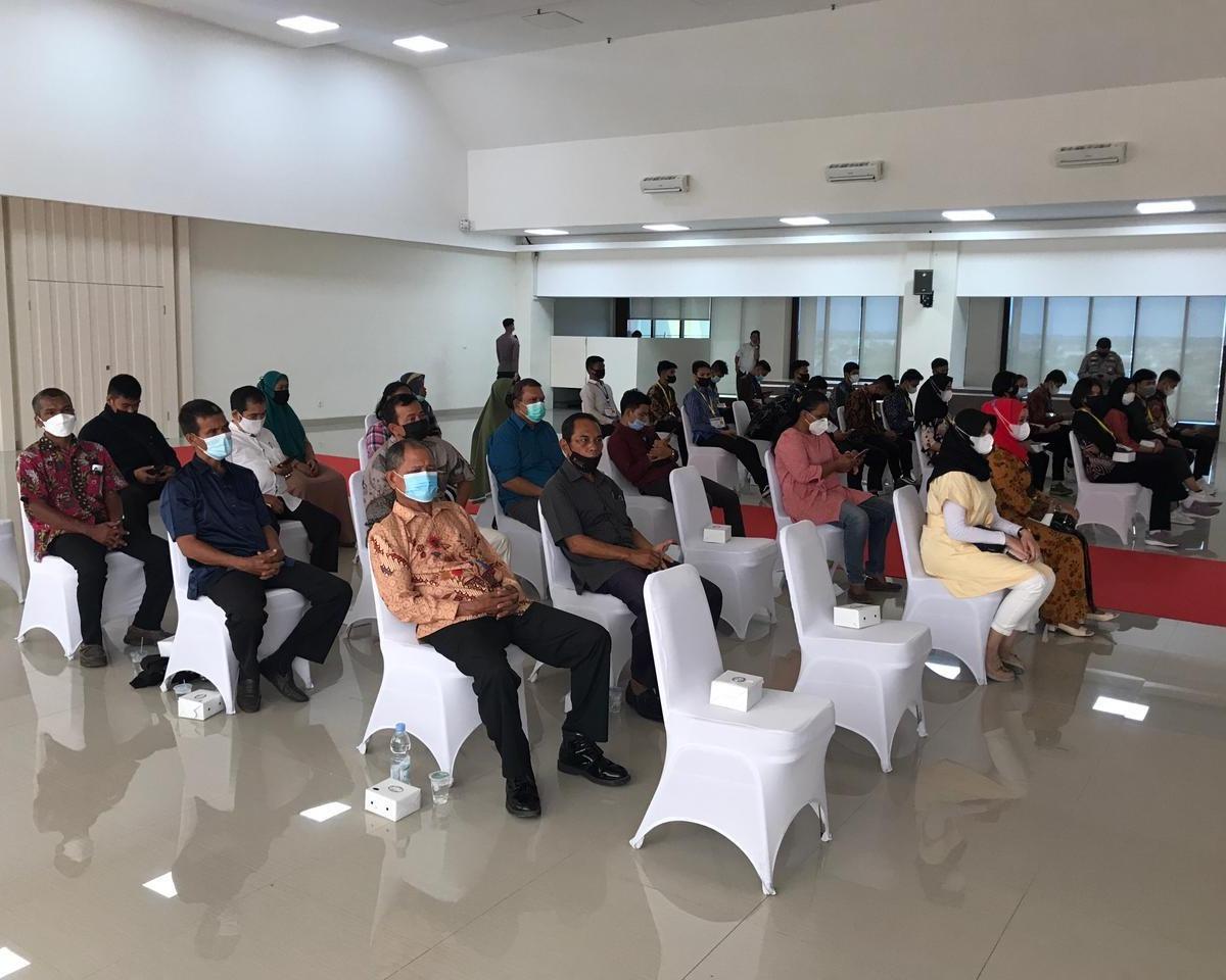 804 Calon Siswa Bintara/Tamtama TA 2021 Polda Riau Lolos Ketahap Pemeriksaan Kesehatan II