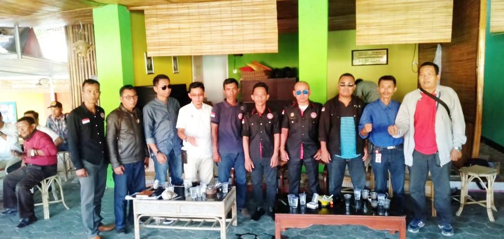 Rapat Koordinasi Setwil FPII Lampung Sukses