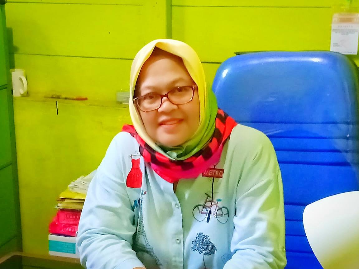 Ernawati Ketua Yayasan Kharisma:Ratusan Eks WPS Dilatih Alih Profesi