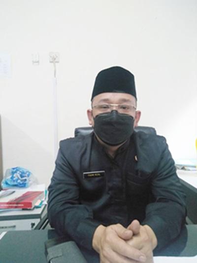 Fahmi Rizal: Terkait Kapal Keruk Milik Pemprop Riau, Silahkan Tanya PUPR