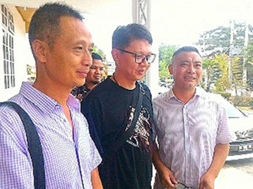 Investor dari Tiongkok Akan Bangun Pabrik Udang Cow Pai di Rohil