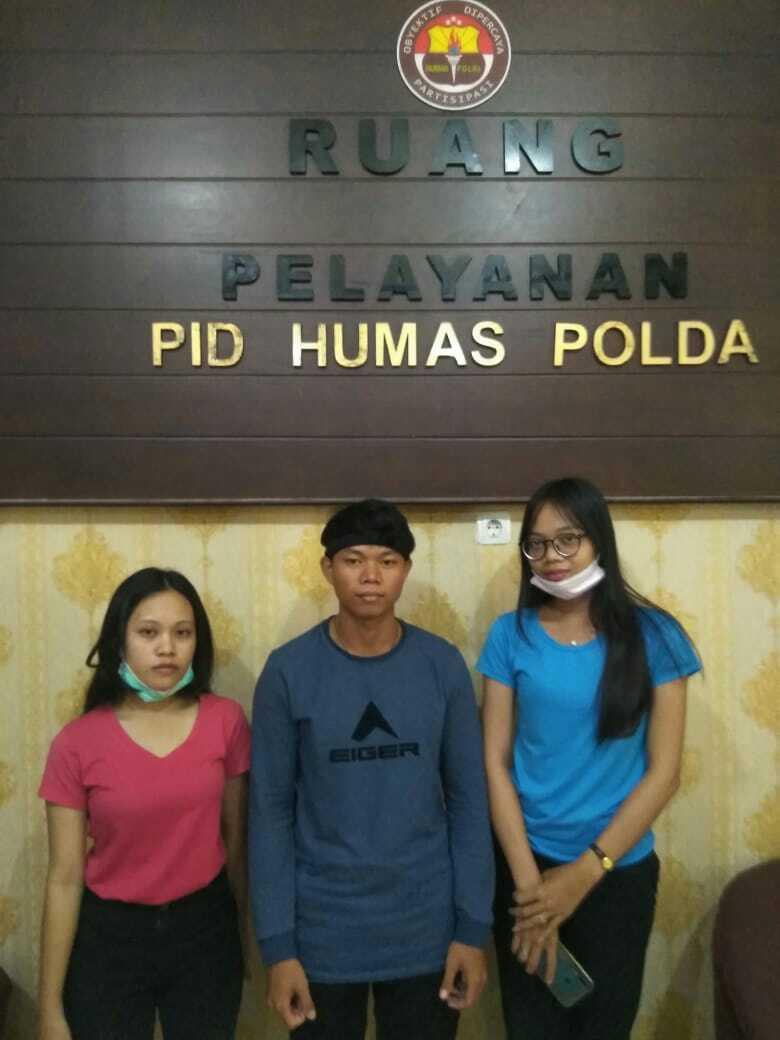 Tujuh Mahasisiwa Penyebar Hoax Dipanggil Bidhumas Polda Kalteng