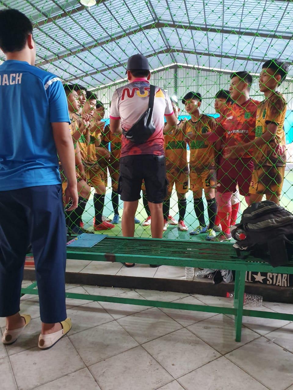 Kalahkan Banyuasin 8-2, Futsal Putra Muba Hadapi Lubuk Linggau di Perempat Final