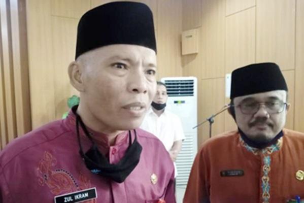 Zul Ikram Kadisdik Riau: Mudah-mudahan Sistim Aplikasi PPDB Bantuan PCR dan Universitas Lancang Kuning Bisa Dipakai