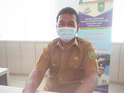 Dukung Program Gubernur, PUPR Riau Bangun Saluran Irigasi Untuk Ketahanan Pangan