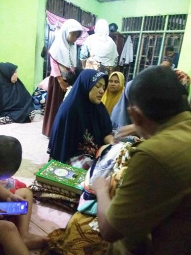 [Breaking News] Remaja Putri Jadi Korban Banjir Sungai Rokan di Rokan Hilir