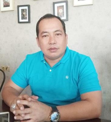 Suharmi Hasan Bantah Lakukan KKN di Proyek Jalan Tol Pekanbaru-Bangkinang