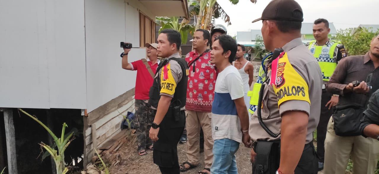 Kapolres Palangkaraya AKBP Timbul RK Siregar: Perkara S  Tetap Berlanjut