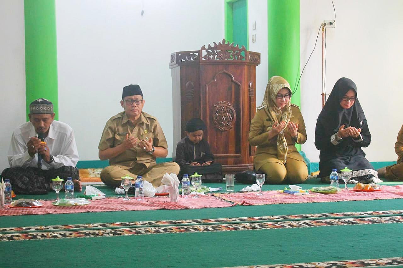 Bupati Tanggamus Hadiri Pengajian dan Hari Besar Islam 1 Muharam