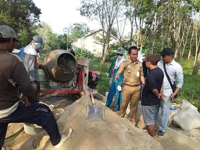 Camat Tanjung Raya: Kita Pastikan Semua Desa Dapat Menyelesaikan Kegiatan Sesuai Target