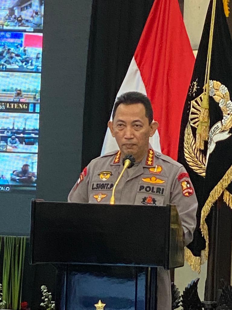 Kapolri Instruksikan Percepat Penanganan Wilayah Bencana dan Tingkatkan Pelayanan Warga Kebutuhan Khusus
