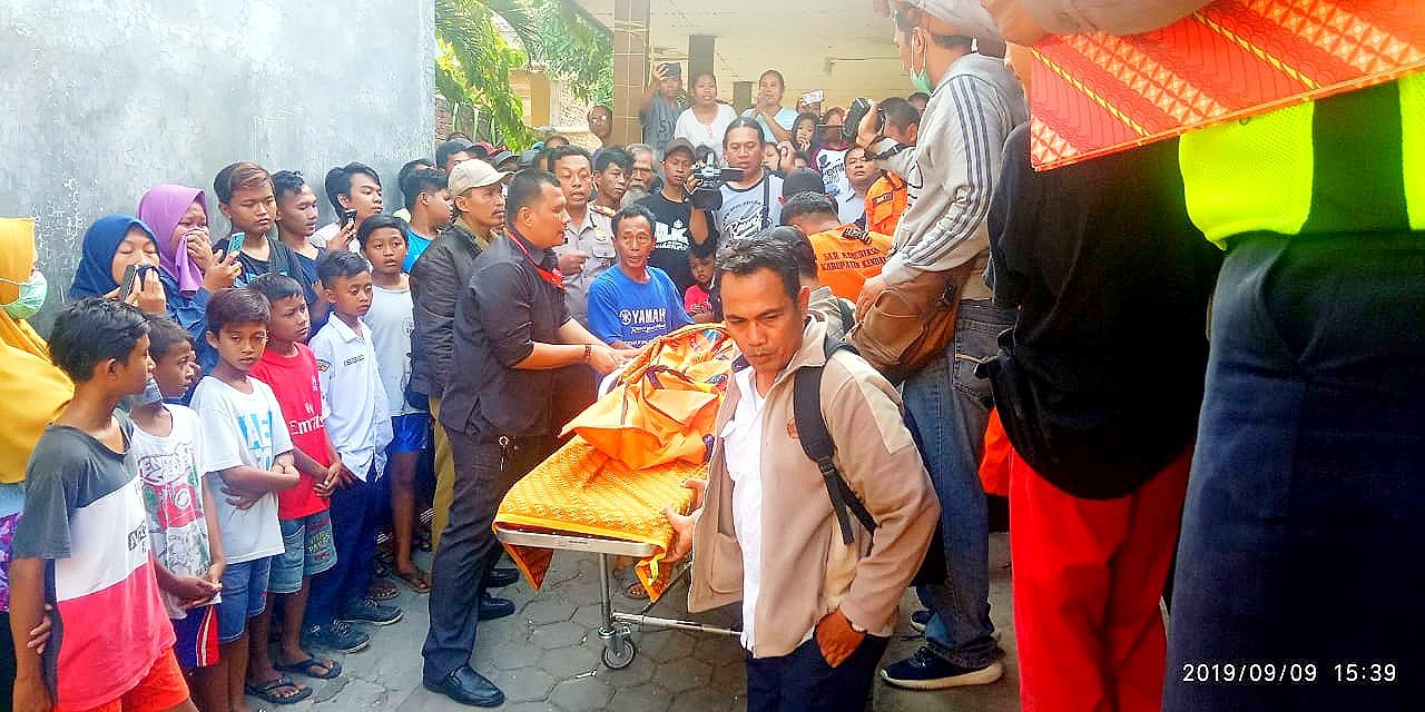Balita Terjatuh ke dalam Sumur Sedalam 25 Meter di Kecamatan Kaliwungu Kendal