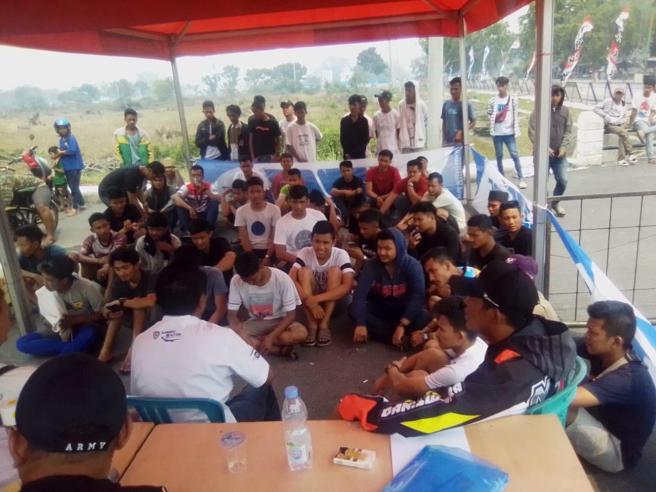 Balap Motor Kejurda IMIKorwil Kabupaten Rohil Rebut Trophy Bupati Rohil