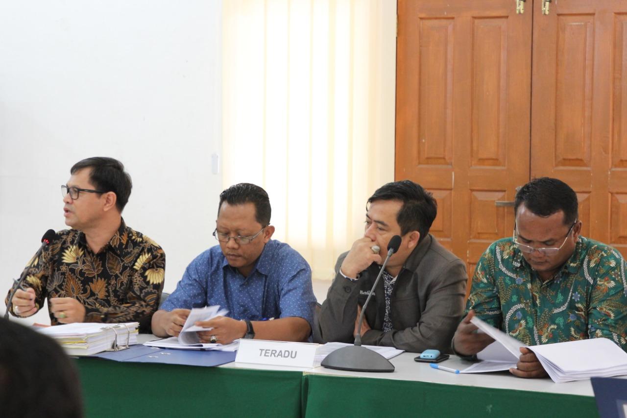 Gara  Gara Selisih Data Pemilih, KPU Siak Diajukan Ke Sidang DKPP