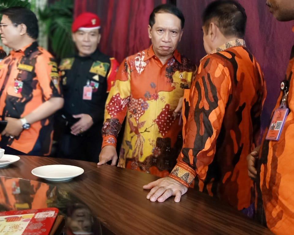 MPC dan PAC Pemuda Pancasila Kota Pekanbaru Menghadiri Musyawarah Besar Ke X di Jakarta