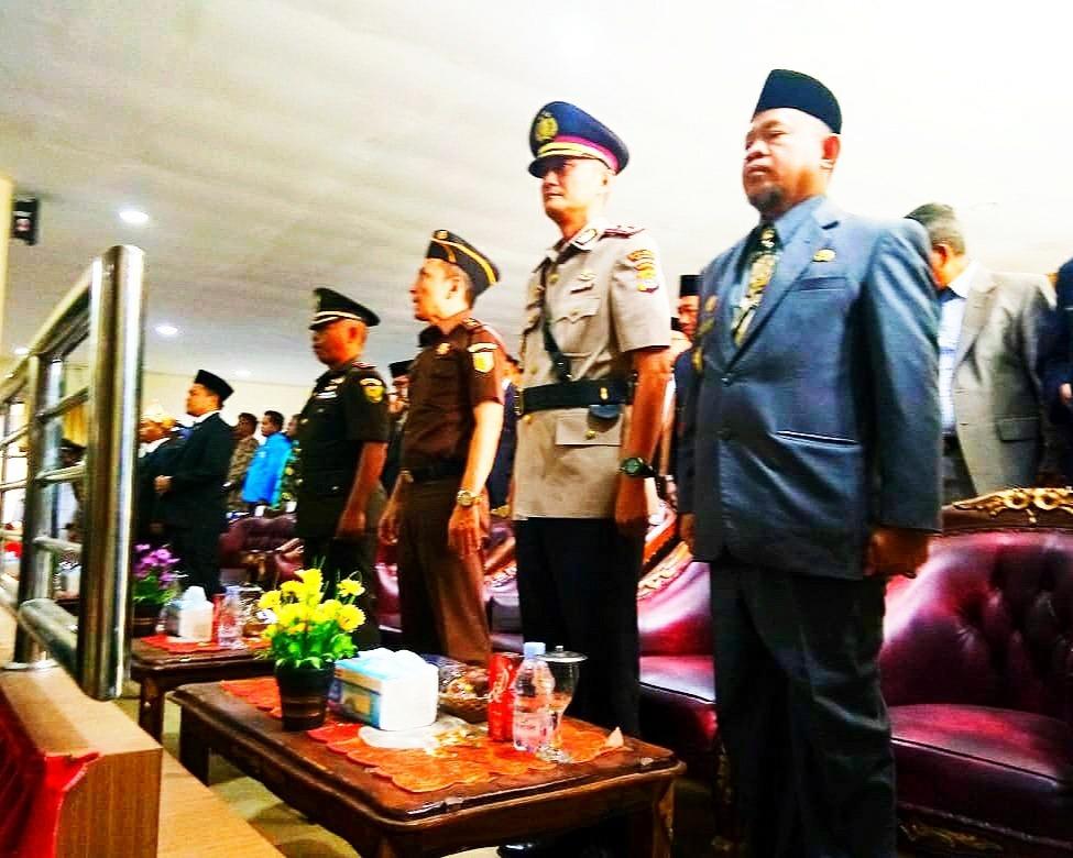 35 Anggota DPRD Mesuji Periode 2019-2024 Resmi Dilantik