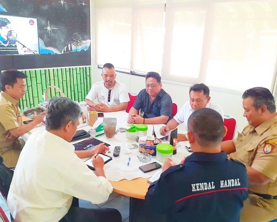 Ketika Kadin, Forum BUMDes Indonesia Jateng Bertemu dengan Dispermasdes Kendal, Bahas Apa?