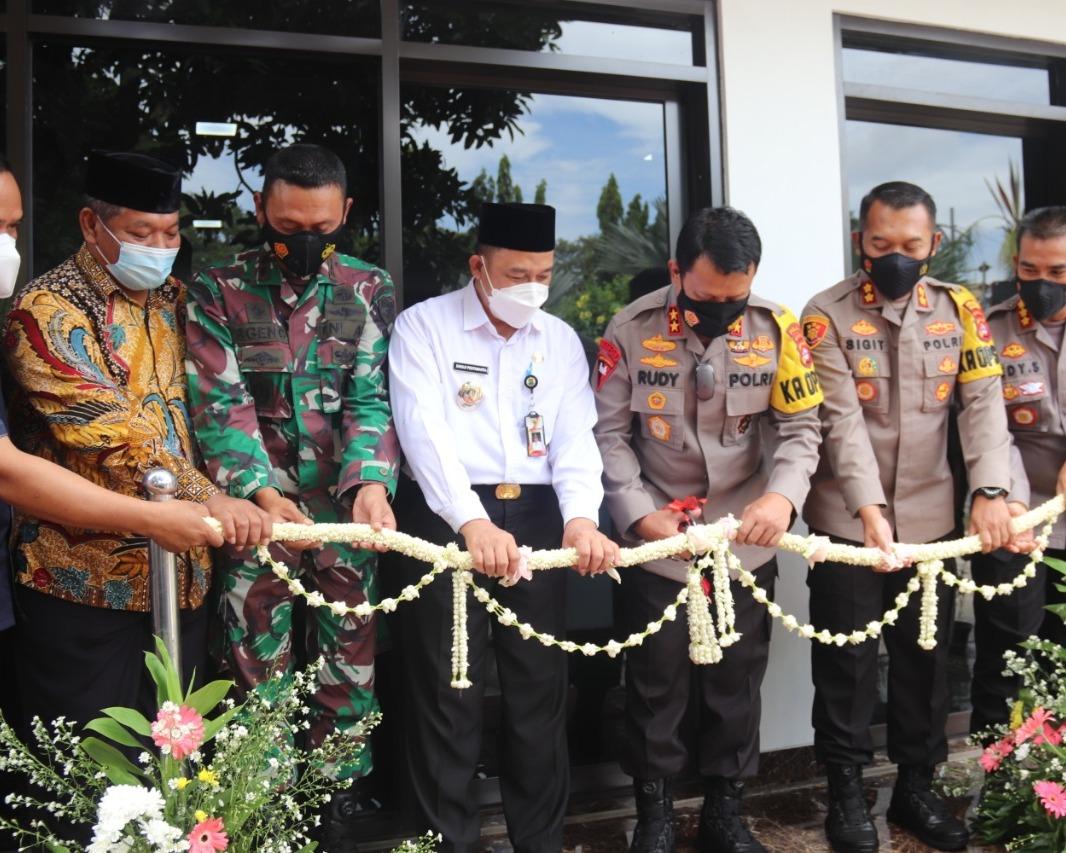 Kapolda Banten Irjen Pol Rudy Heriyanto Adi Nugroho: Jadikan Mapolda Banten Sebagai Rumah Bagi Ulama