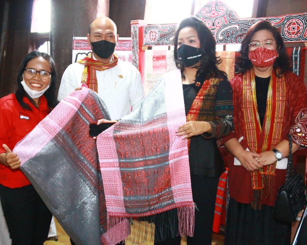 Ny Satika Nikson Nababan Br Simamora, 'UMKM Itu Seperti Nyawa Saya'