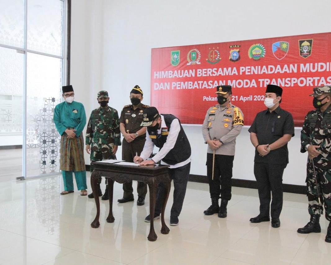 Bagi Yang Nekat Mudik Hari Raya Idul Fitri Ke Provinsi Riau, Gedung Bekas SPN Rumbai Sebagai Tempat Karantina
