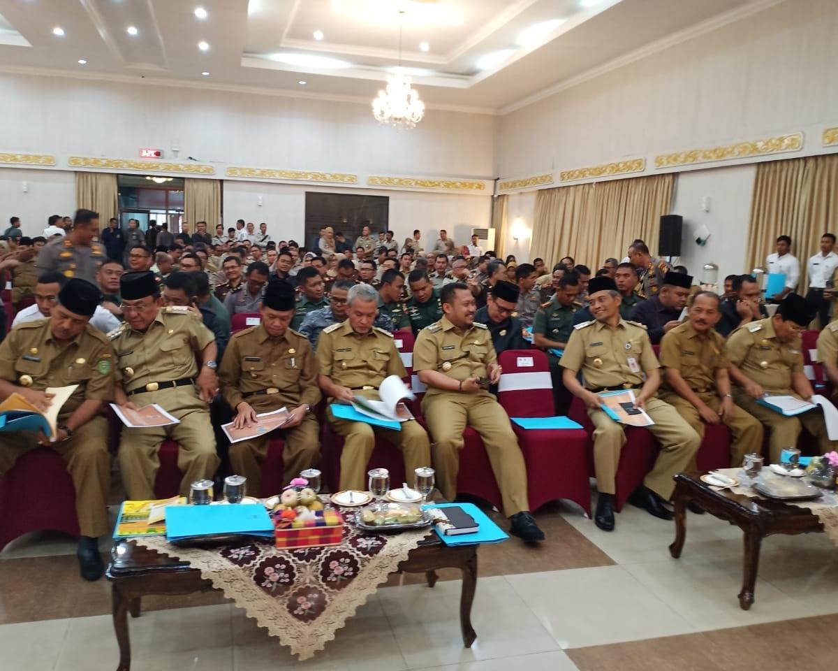 BPN Kanwil Riau Sosialisasikan Percepatan Penyelesaian Kegiatan TORA di Provinsi Riau Tahun 2020