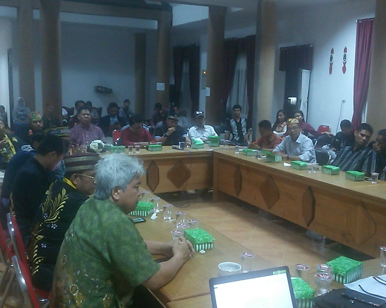 """Gerakan  Dayak  Nasional : """"Putra-Putri Terbaik Dayak Harus Masuk Kabinet Jokowi-Amin"""""""