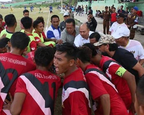 Kesebelasan Batak United FC Menang Tipis Atas PS Bhinneka Lubuk Pakam